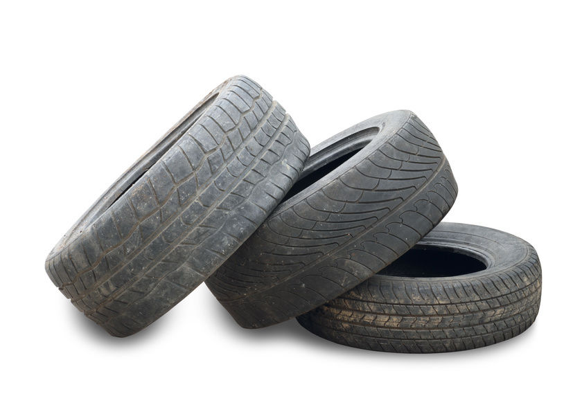 2- Used Tires
