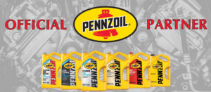 Pennzoil Official Partner